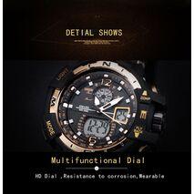 SMAEL Sport Watch Men 2020 Clock Male LED Digital Quartz Wrist Watches Men's Top Brand Luxury Digital-watch Relogio Masculino
