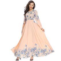 2019 Womens Muslim Loose Solid Color Robe Clothing Abaya Islamic Arab Kaftan islamic clothing caftan marocain abaya turkey