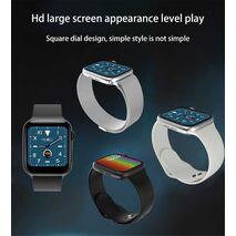 W68 smart watch Men Series 5 Full Touch IP67 waterproof Fitness Tracker Heart Rate Monitor smartwatch Women VS W58 Iwo 12