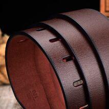 [LFMB]Men's belt leather belt men  pin buckle cow genuine leather belts for men 130cm high quality mens belt cinturones hombre
