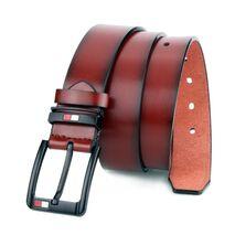 free shipping men belt male high quality belt men male genuine  strap luxury pin buckle fancy vintage jeans